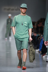 London Fashion Week Men's - Maharishi