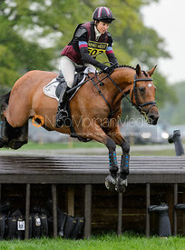 Sarah Bullimore and QUIMIRA - Rockingham International Horse Trials 2017