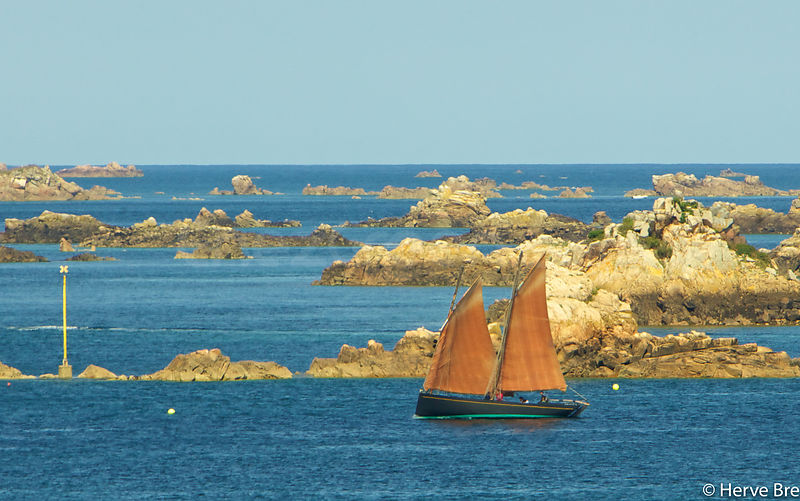 île de Bréhat photos