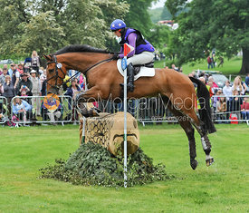 Georgie Strang and COOLEY EARL - CIC***