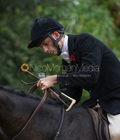 Alex Knott - The Cottesmore Hunt meet in Somerby 6/11