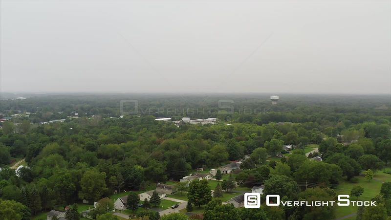 Drone Video of Portage Michigan