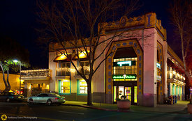 Downtown Chico at Night  #5