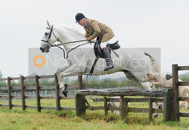 Andrew Osborne MFH - The Cottesmore Hunt at Marefield 26/8