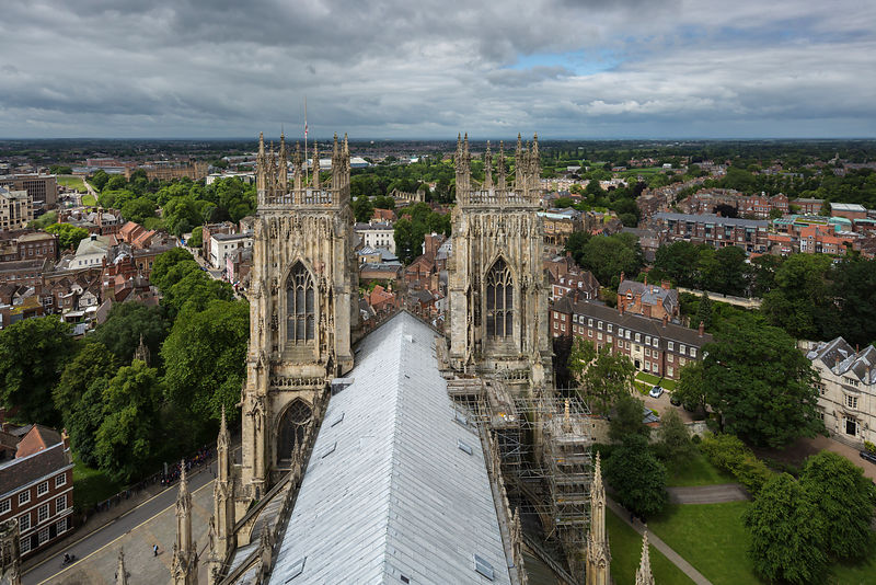 View of the City of York from the Tower