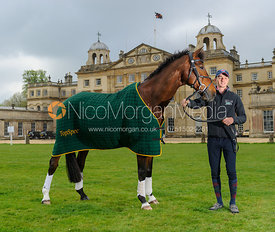 Tom Jackson and WALTHAM FIDDLERS FIND - Mitsubishi Motors Badminton Horse Trials 2017