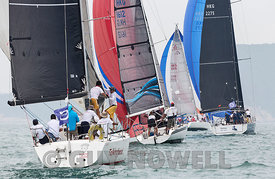 Volvo China Coast Regatta 2016.