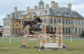 Izzy Taylor and ULTIMATE OPPOSITION II - Belton Horse Trials