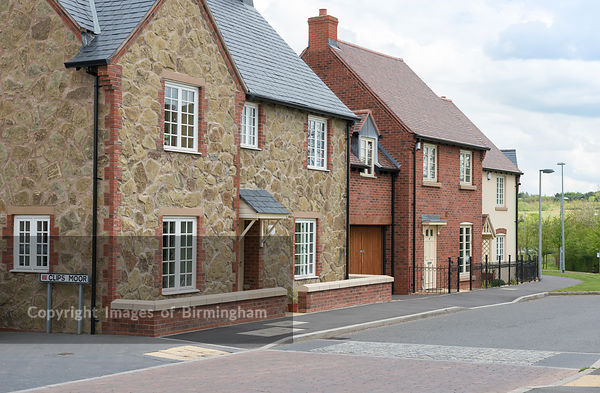 Housing in Telford, Shropshire