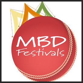 MBD Festivals Cricket 2018 photographs