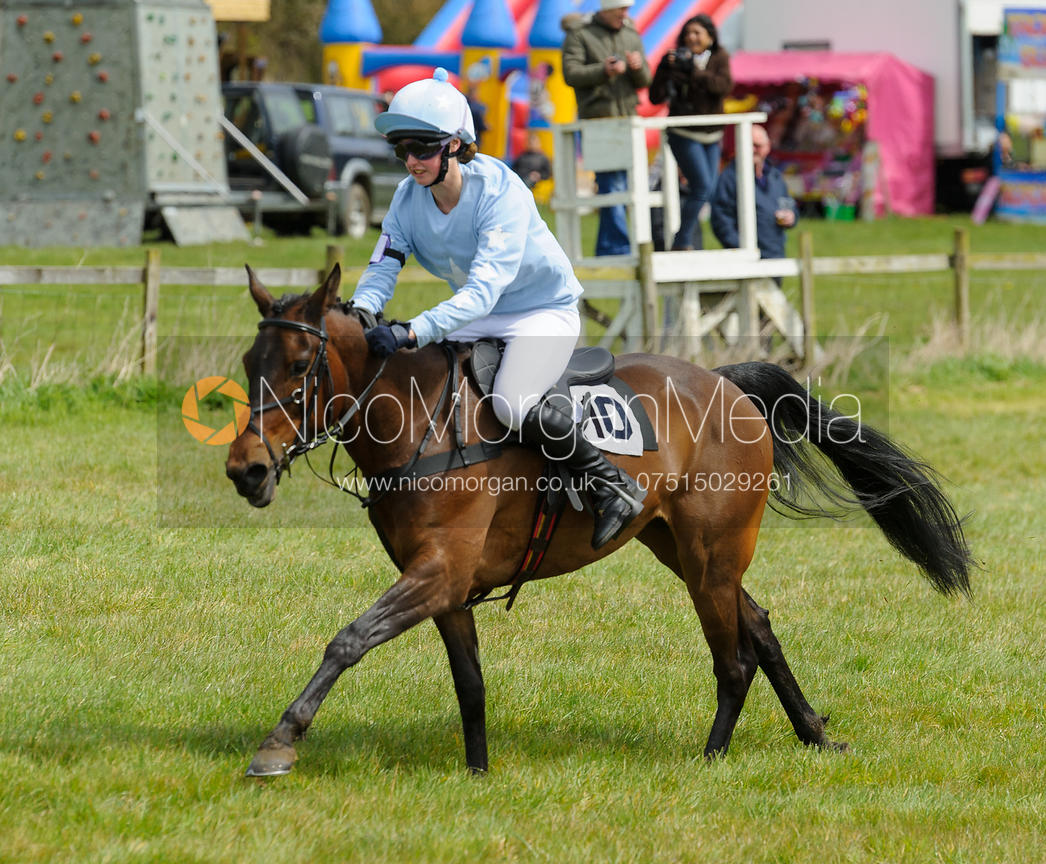 Pony Racing - 148cms and Under Novice Conditions Race