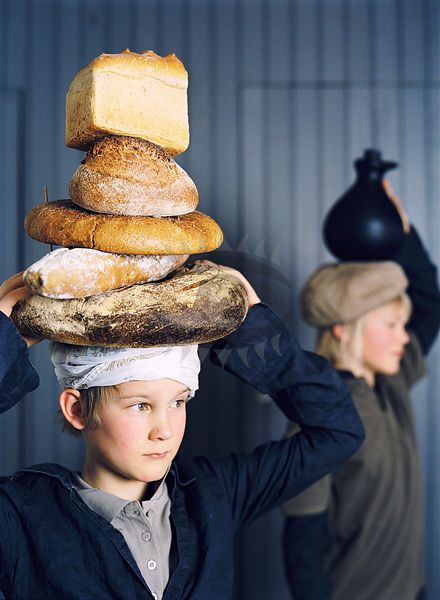 Bread kids Photos