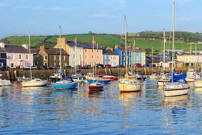 ABERAERON HARBOUR photos