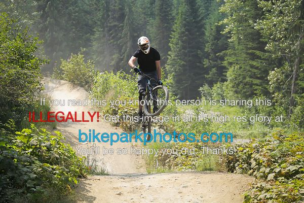 Friday July 27 Aline First Hit bike park photos