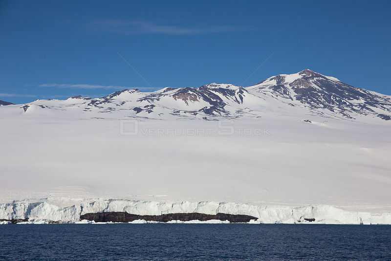 Mount Terror,    Ross Sea, Antarctica.