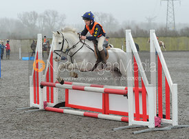 Ned Hercock - Class 2 - CHPC Eventer Trial, April 2015.
