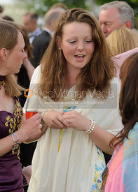 Jo Hardstaff - Cottesmore Hunt Farmers' Ball 2013, Burley House.