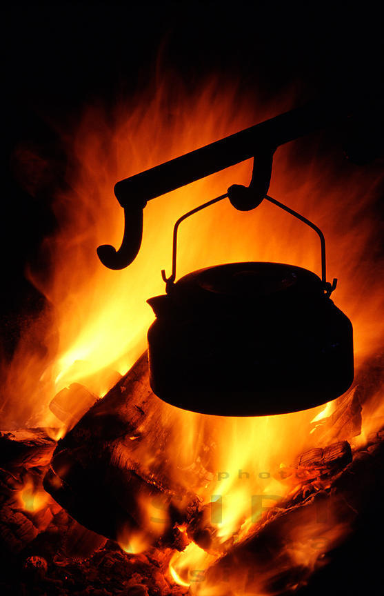 Cooking outdoors photos