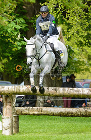 - Cross Country phase, Mitsubishi Motors Badminton Horse Trials 2014