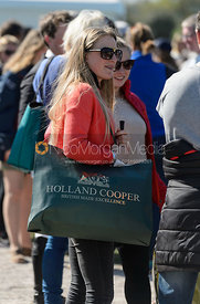 Shoppers - Mitsubishi Motors Badminton Horse Trials 2017