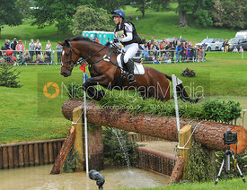 Emily Prangnell and DHI BEAUNESSE - CCI***U25 - EquiTrek Bramham International Horse Trials 2016