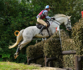 Zoe Watson - Intermediate - Quorn Hunt Pony Club Tetrathlon 2016