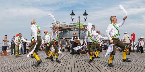 Kemp's Men of Norwich Morris Dancers