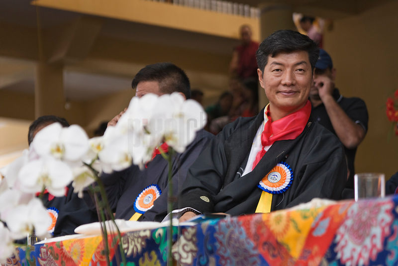Penpa Tsering, President of the Tibetan Parliament-in-exile