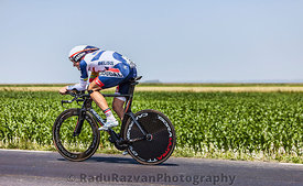 The Cyclist Adam Hansen