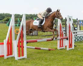 Class 6 80cm - Cottesmore Hunt Pony Club Showjumping -  17 June 2017