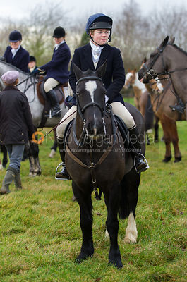 The Cottesmore Hunt at Pickworth 3/1 photos