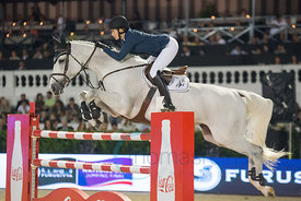 Athina  Onassis de Miranda at the CSIO Barcelona 2014