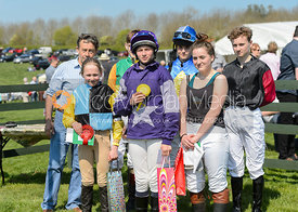 Pony racers - The Pytchley Point-to-point 2017