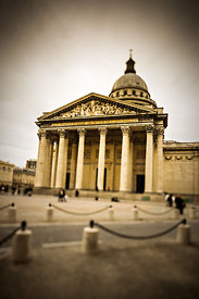 The Pantheon, Paris