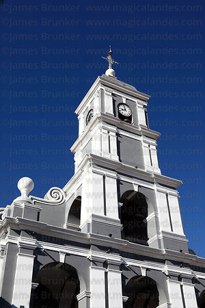 San Roque church, Tarija, Bolivia