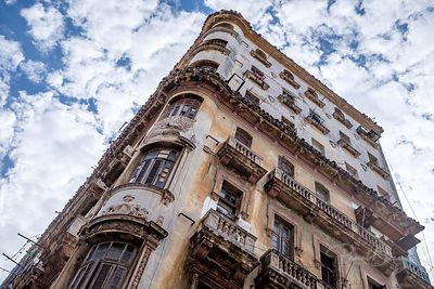 Cuban Style Architecture
