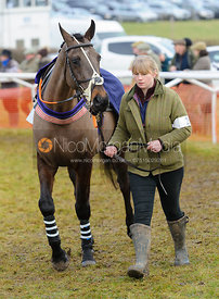 The Parade Ring - Race 4 - Mens Open - Midlands Area Club Point-to-point 2017, Thorpe Lodge 29/1