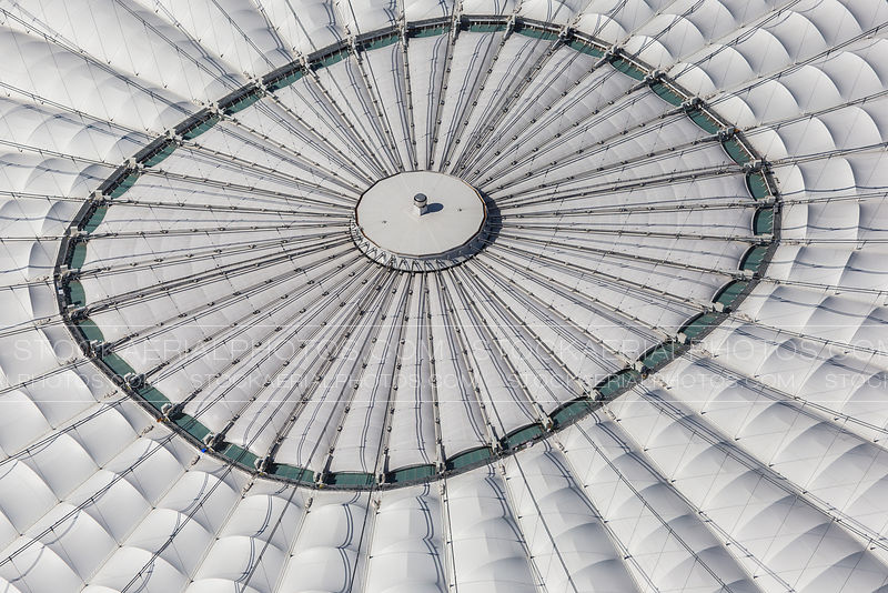 BC Place Roof Closeup