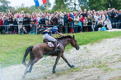 Alltech FEI World Equestrian Games - Cross Country Fotos