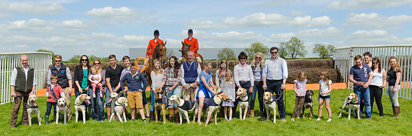 Fox Hound Racing - Meynell and South Staffs at Garthorpe, 2nd June 2013