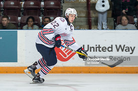 Oshawa Generals vs Mississauga Steelheads on October 30, 2016