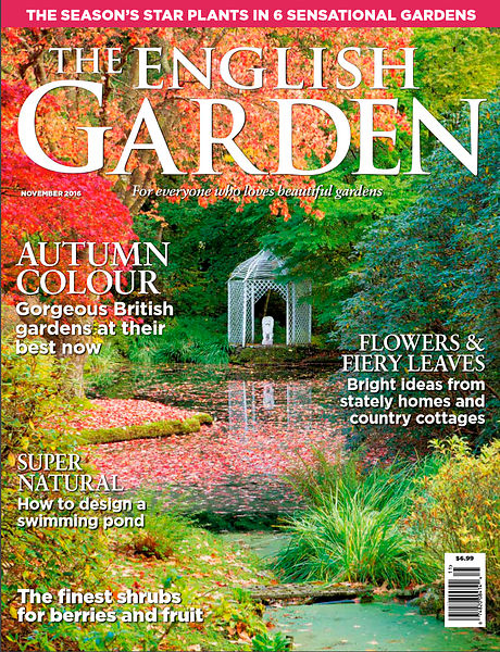 Corsock House; Publication: The English Garden (US edition) photos