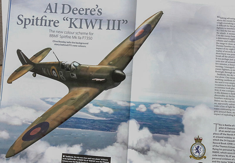BBMF Yearbook 2018