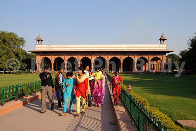 INDE, DELHI, FORT ROUGE//INDIA, DELHI, RED FORT
