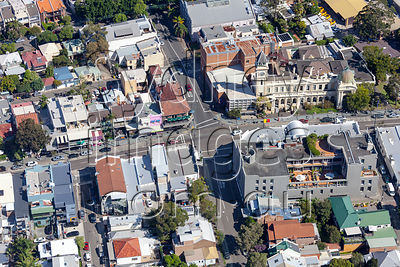 Balmain Intersection