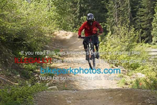 Saturday May 26th ALine First Hit bike park photos