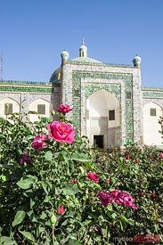 Abakh Khoja tomb in Kashgar, Xinjiang, China