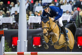 Prize of Thermoplan AG -LONGINES CSI Basel 2018