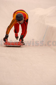 The Cresta Run of the SMTC Saint Moritz Tobogganing Club since 1884/85