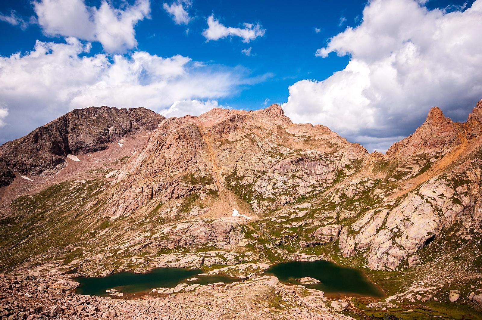 Chicago Basin, Weminuche Wilderness, Colorado